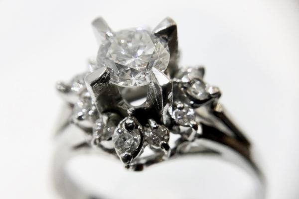 豪華すぎる指輪