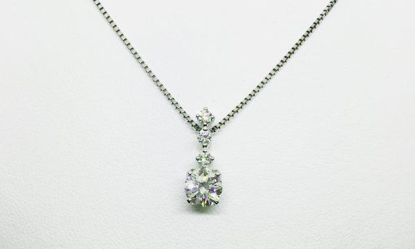 ダイヤモンド1カラットDカラーVVS