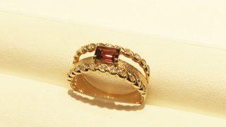 サイズ直しの指環