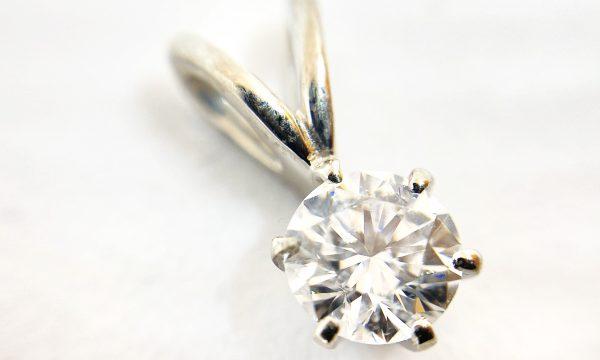 ダイヤモンドペンダントトップ