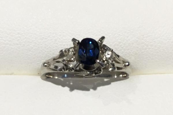 お義母様からの指環