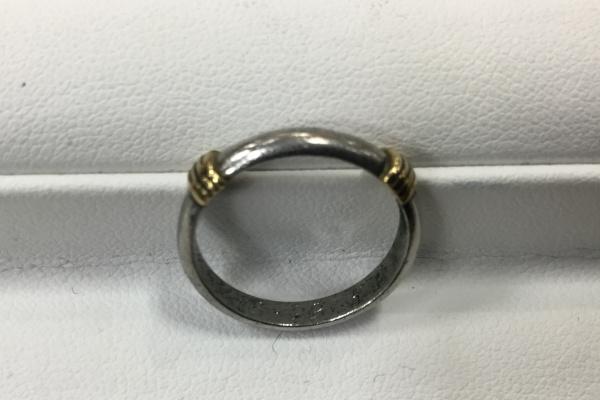 30年前に購入されたご結婚指輪