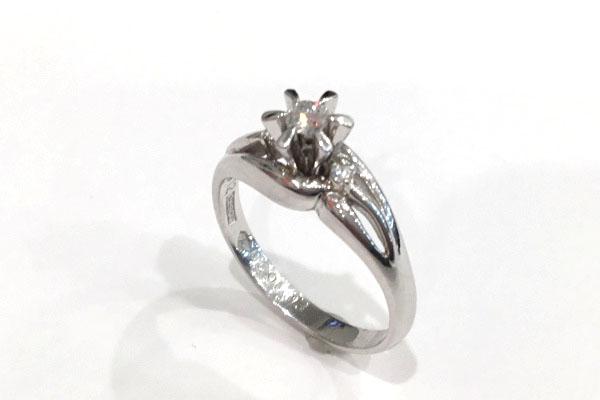 お母様からの指環