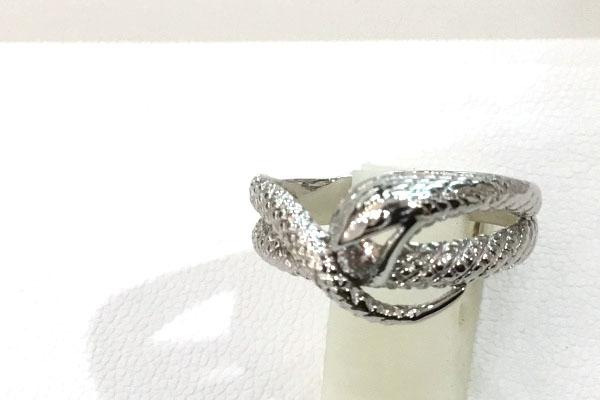 新品になった蛇の指環