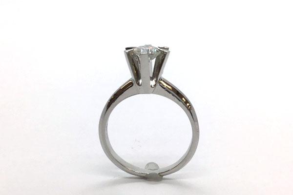 リフォーム前 母からのダイヤモンドリング