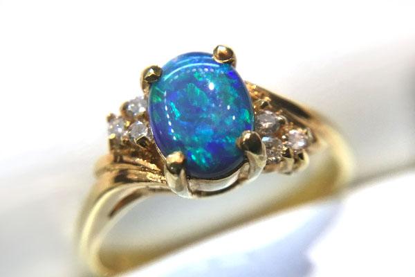 オパールの指環