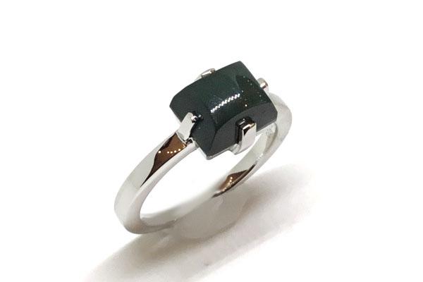 タイピンが指輪にリフォーム