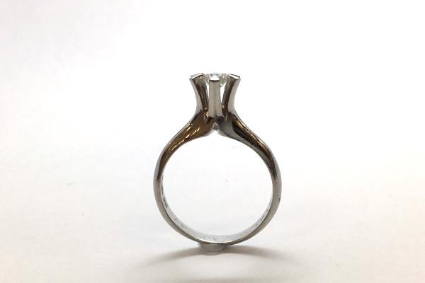 ダイヤモンドリング(リフォーム前)