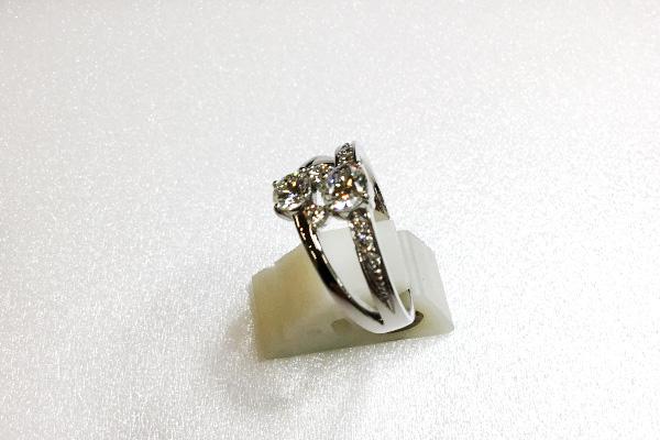 ダイヤモンドリングのリメイク